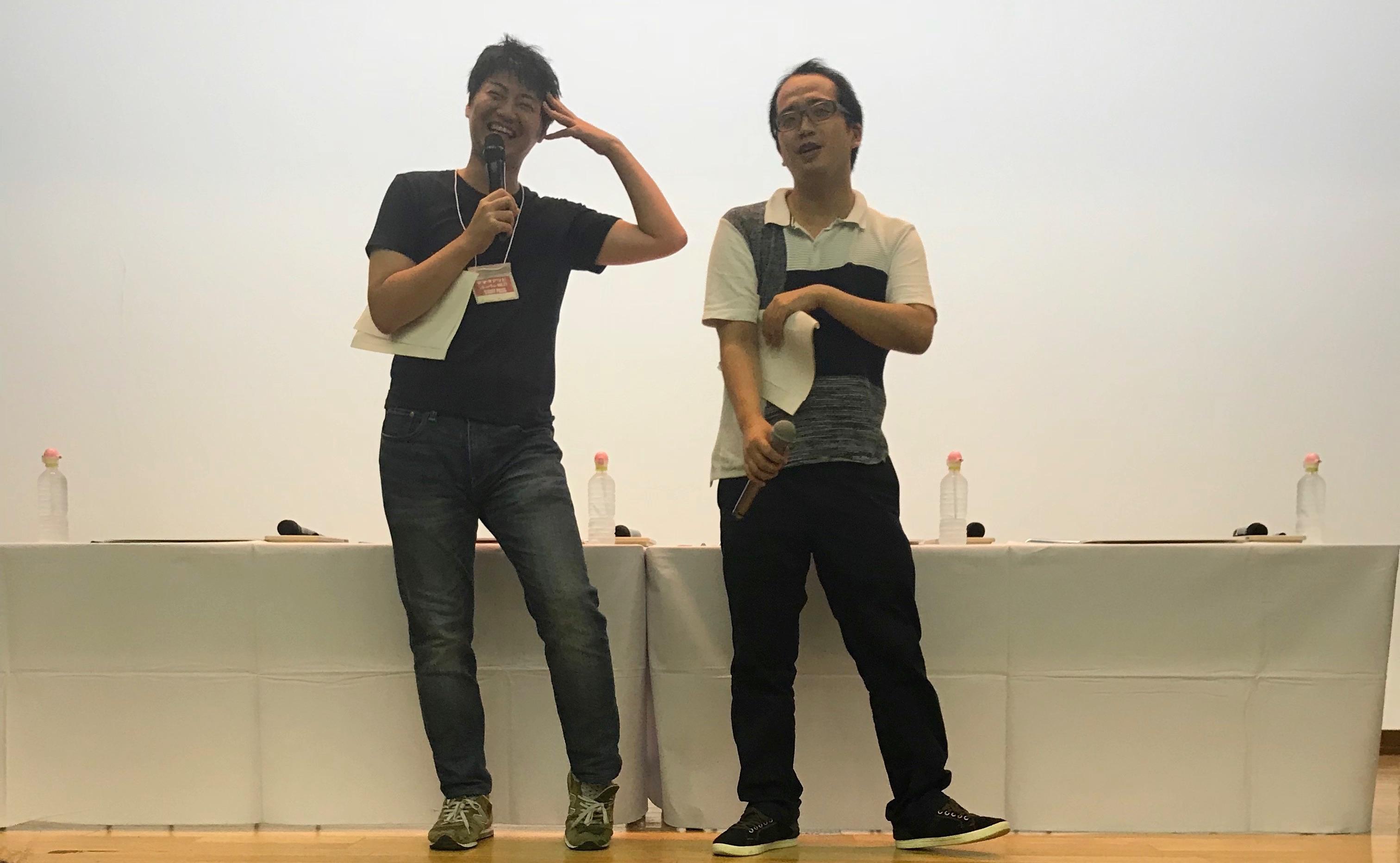 恒例のおかむー納谷さんフォトセッション